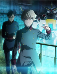 Aldnoah.zero 2nd Season (dub)