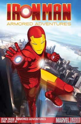 Iron Man: Armored Adventures (dub)