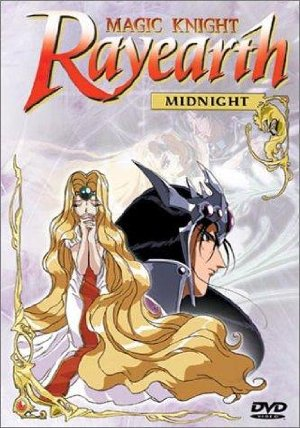 Magic Knight Rayearth (dub)