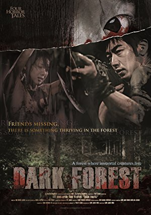 Four Horror Tales - Dark Forest