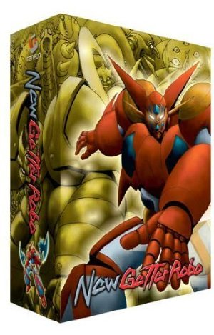 New Getter Robo (dub)