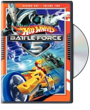 Hot Wheels: Battle Force 5: Season 2