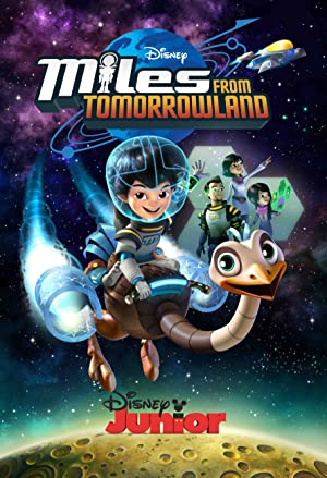 Miles From Tomorrowland: Season 3