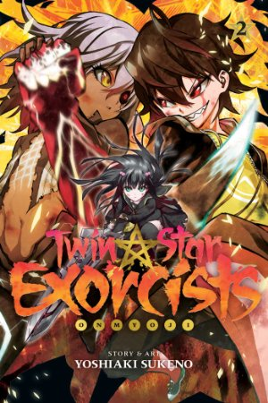 Twin Star Exorcists (dub)
