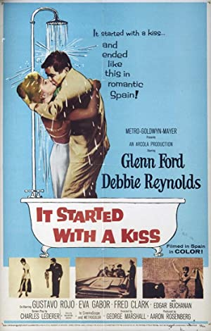 It Started With A Kiss 1959