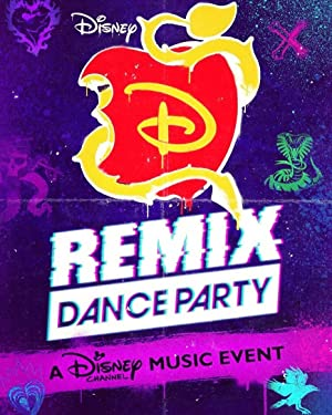 Descendants Remix Dance Party