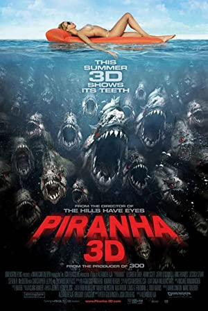 Piranha 3d: For Your Consideration