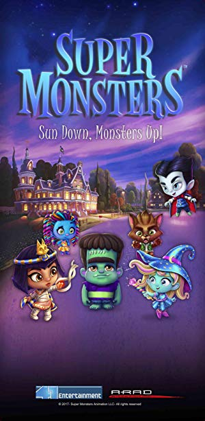 Super Monsters: Season 2