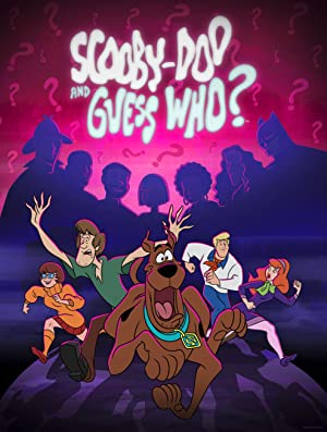 Scooby-doo And Guess Who?: Season 3