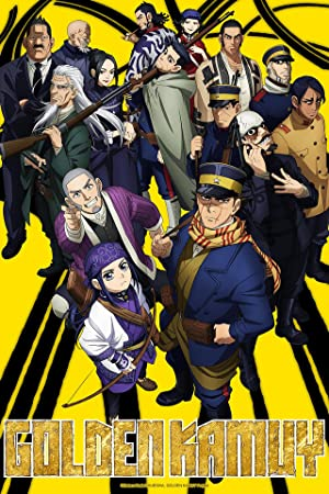 Golden Kamuy 2nd Season Ova (sub)