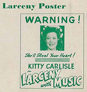 Larceny With Music