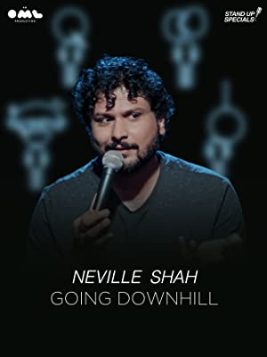 Going Downhill By Neville Shah