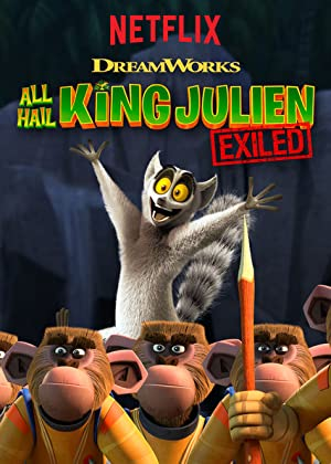 All Hail King Julien: Exiled