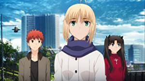 Fate/stay Night: Unlimited Blade Works 2nd Season - Sunny Day (dub)