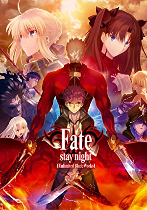Fate/stay Night: Unlimited Blade Works (sub) 2014