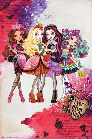 Ever After High: Season 4