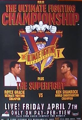 Ufc 5: The Return Of The Beast