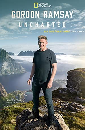 Gordon Ramsay: Uncharted: Season 2