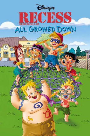 Recess: All Growed Down