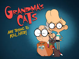 Grandma's Cats Are Trying To Kill Her!