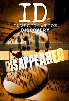 Disappeared: Season 1