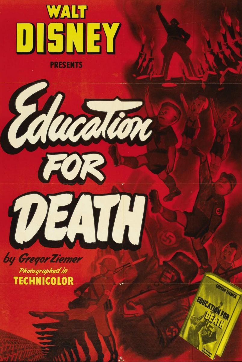 Education For Death: The Making Of The Nazi