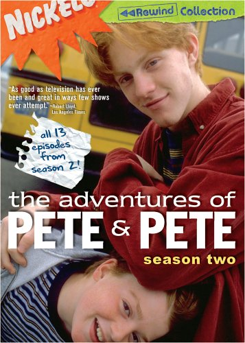 The Adventures Of Pete & Pete: Season 2