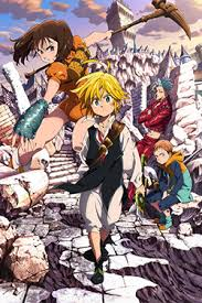 The Seven Deadly Sins: Signs Of Holy War (dub)