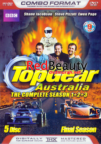 Top Gear Australia: Season 3