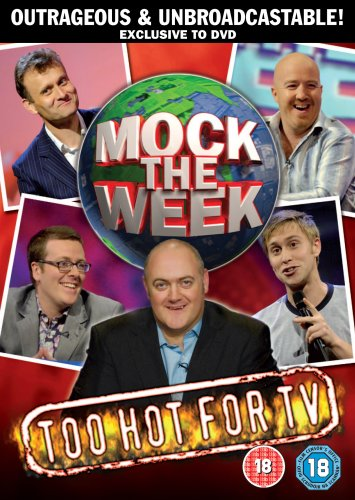 Mock The Week: Too Hot For Tv 2