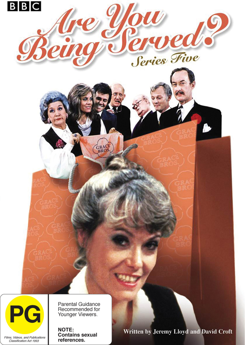 Are You Being Served?: Season 5