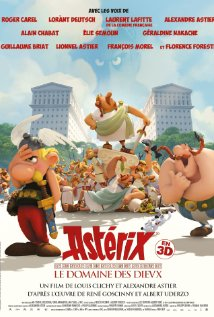 Asterix: The Mansions Of The Gods