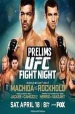 Ufc On Fox 15 Prelims