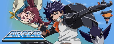 Air Gear: Season 1