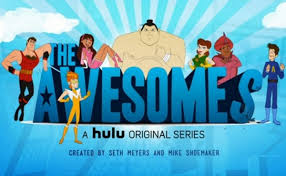 The Awesomes: Season 2