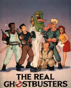 The Real Ghostbusters: Season 4