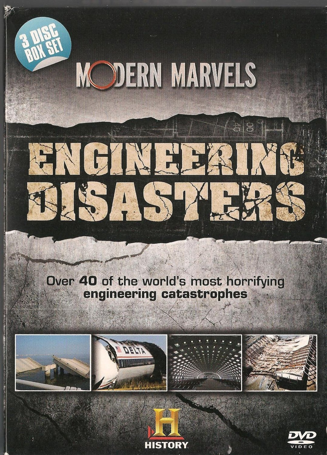 Engineering Disasters: Season 1